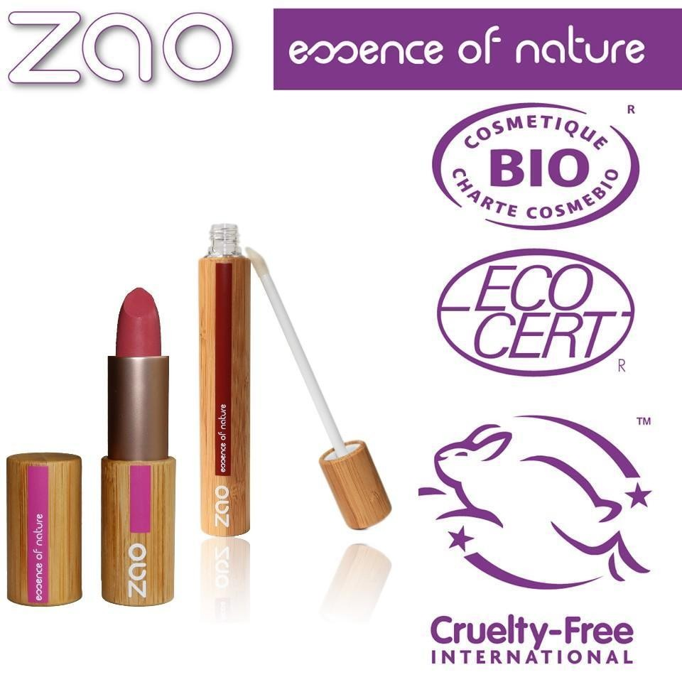 ZAO make up est certifié 'sans cruauté' - BeautyPush, Relations Presse